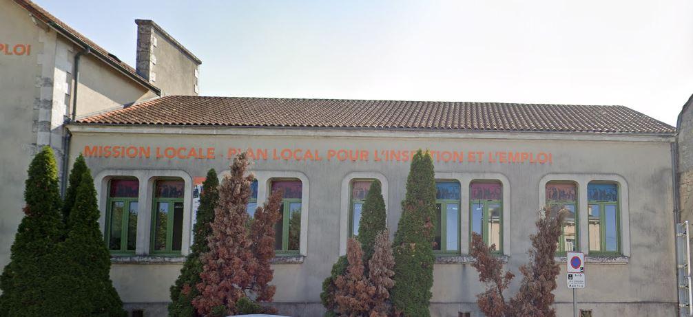 Façade Mission Locale du Grand Périgueux